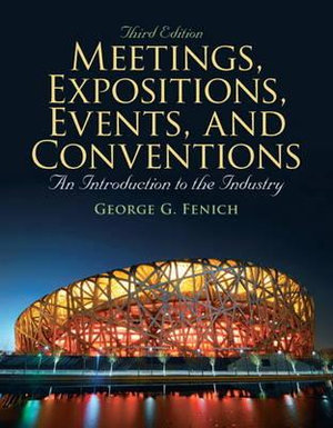 Cover of Meetings Expo Event & Conventions