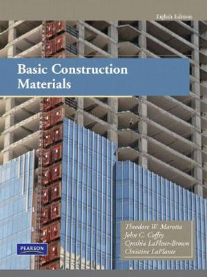 Cover of Basic Construction Materials
