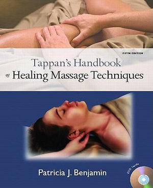 Cover of Tappan's Handbook of Healing Massage Techniques
