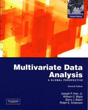 Cover of Multivariate Data Analysis  Pie