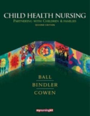 Cover of Child health nursing