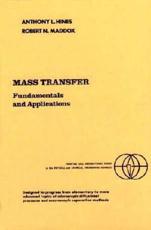 Cover of Mass Transfer: Fundamentals & Applications