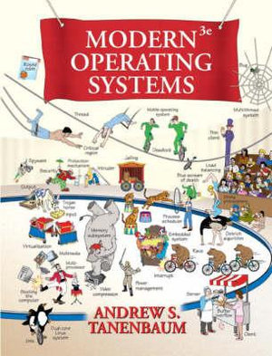 Cover of Modern Operating Systems             Cp
