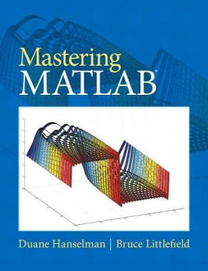 Cover of Mastering MATLAB
