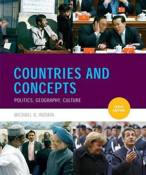 Cover of Countries and Concepts