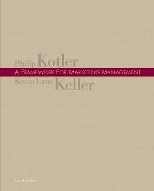 Cover of A Framework for Marketing Management