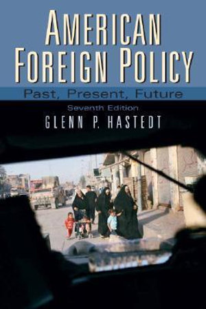 Cover of American Foreign Policy