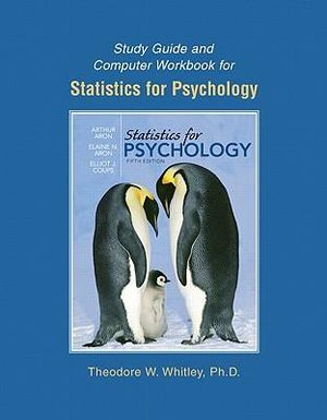 Cover of Study Guide and Computer Workbook for Statistics for Psychology