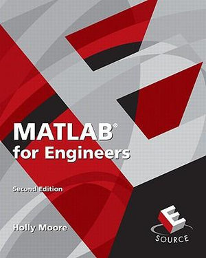 Cover of MATLAB for Engineers