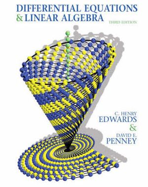 Cover of Differential Equations and Linear Algebra