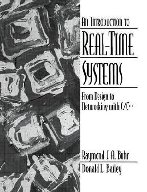Cover of An Introduction to Real-Time Systems
