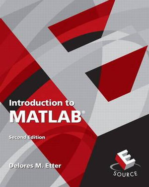 Cover of Introduction to MATLAB