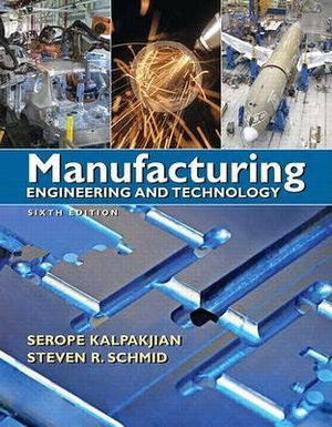 Cover of Manufacturing Engineering and Technology