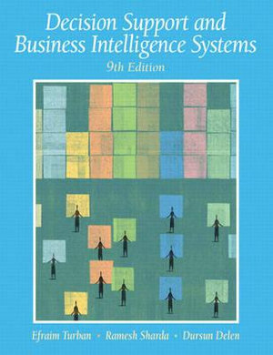 Cover of Decision Support and Business Intelligence Systems