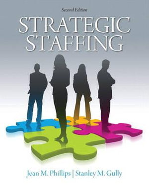 Cover of Strategic Staffing CP