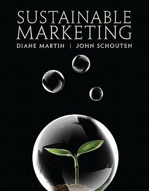 Cover of Sustainable Marketing