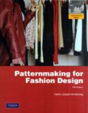 Cover of Patternmaking for Fashion Design