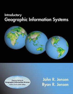 Cover of Introductory Geographic Information Systems