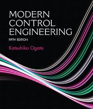 Cover of Modern Control Engineering