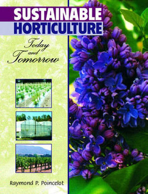 Cover of Sustainable Horticulture: Today & Tomorrow