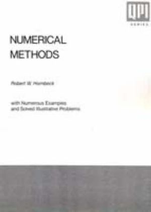 Cover of Numerical Methods