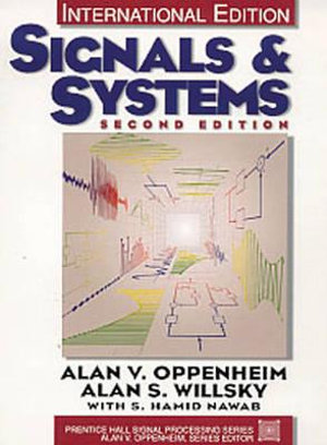 Cover of Signals and Systems