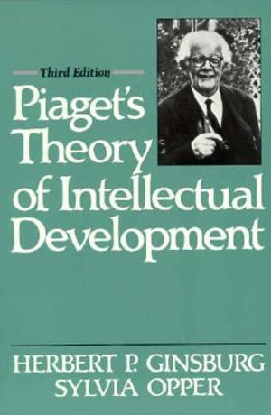 Cover of Piaget's Theory of Intellectual Development