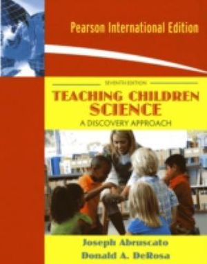 Cover of Teaching Children Science