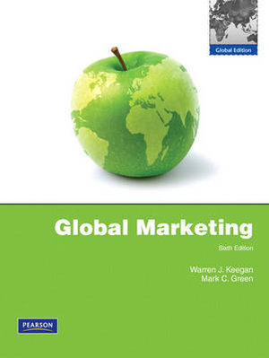 Cover of Global Marketing