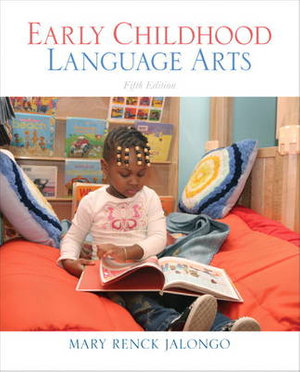 Cover of Early Childhood Language Arts