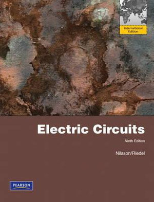 Cover of Electric Circuits Mechanical Version Pearson International Edition