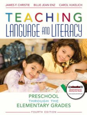 Cover of Teaching Language and Literacy