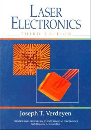 Cover of Laser Electronics