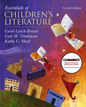 Cover of Essentials of Children's Literature (with MyEducationKit)