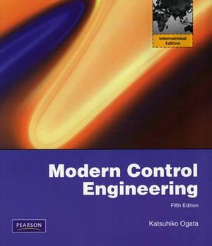 Cover of Modern Control Engineering Pie Mechanical