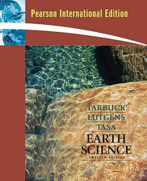 Cover of Earth Science