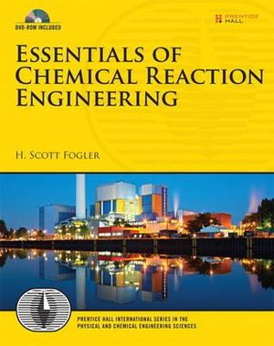 Cover of Essentials of Chemical Reaction Engineering
