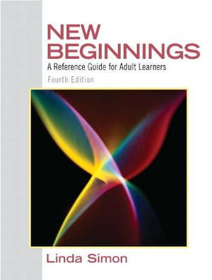 Cover of New Beginnings: A Reference Guide for Adult Learners