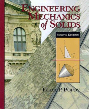 Cover of Engineering mechanics of solids
