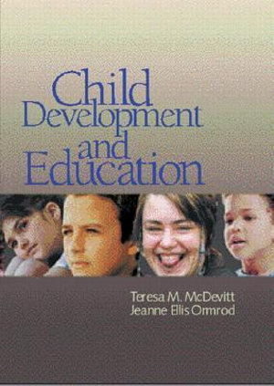 Cover of Child Development and Education