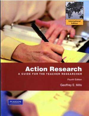 Cover of Action Research: A Guide for the Teacher Researcher Pie