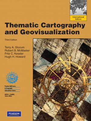 Cover of Thematic Cartography and Geovisualization