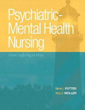 Cover of Psychiatric-Mental Health Nursing