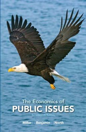 Cover of The Economics of Public Issues