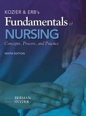 Cover of Kozier & Erb's Fundamentals of Nursing