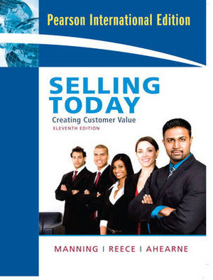 Cover of Selling Today