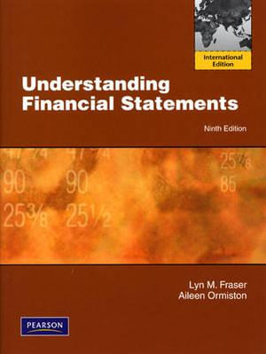 Cover of Understanding Financial Statements