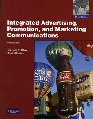Cover of Integrated Advertising, Promotion, and Marketing Communications