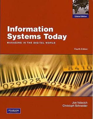 Cover of Information Systems Today