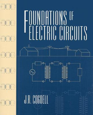 Cover of Foundations of Electric Circuits